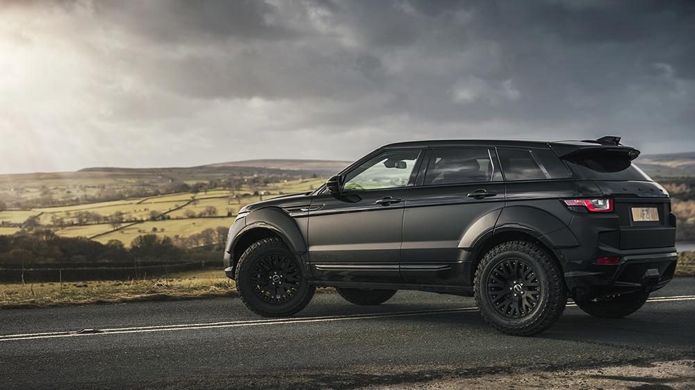 Rear Bumper Replacement >> Range Rover Evoque X-Lander Edition – Adrenaline Lifestyles