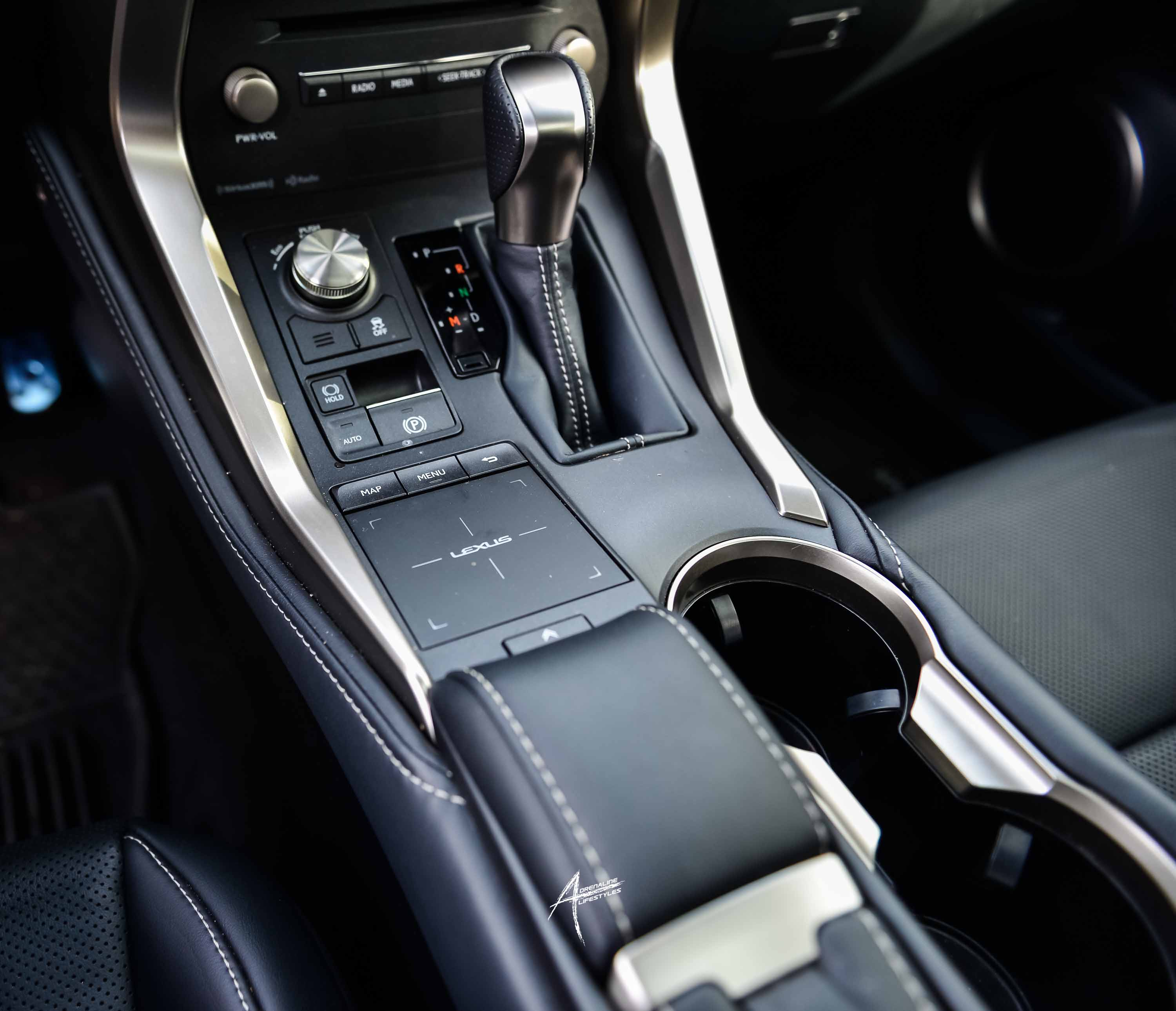 The Lexus NX 300: The Sporty Crossover